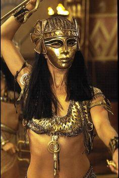 mummy returns anck su namun and nefertiti fight - Google Search