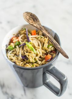 One is no longer the loneliest number in the kitchen.  #Greatist https://greatist.com/health/healthy-single-serving-meals