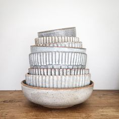 Ceramics by former textile designer and Bay-Area artist Malinda Reich combine time-honored traditions of Japan with a modern Nordic aesthetic.