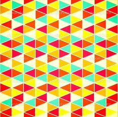 patterns with triangles - Google Search