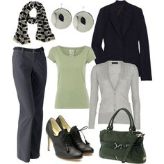 comfortable and business casual office wear!
