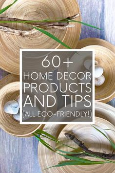 If you love your home, but you also love the planet, you're in luck! Here are more than sixty tips on home decor and home design ideas. Modern Farmhouse Lighting, Industrial Style Kitchen, Bohemian Bedroom Decor, Home Decor Hacks, Love Your Home, Eco Friendly House, Sustainable Design, Decorating On A Budget, Home Decor Trends