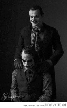 The Jokers... old school and new school