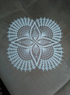 Crochet Doily Diagram, Crochet Lace Edging, Crochet Square Patterns, Crochet Doily Patterns, Crochet Doilies, Crochet Storage, Crochet Tablecloth, Lost Art, Storage Baskets