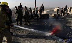"""حركة """"طالبان"""" تستهدف فندق """"نورث غايت"""" في…: أعلنت حركة """"طالبان"""" المتشددة مسؤوليتها عن الهجوم على فندق """"North Gate"""" في العاصمة الأفغانية…"""