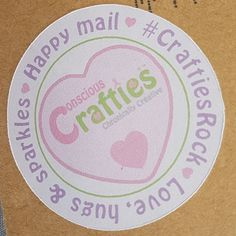 Handmade gifts crafted by disabled entrepreneurs and carers Marketing Merchandise, Web Design, Logo Design, Logo Sticker, Happy Mail, Business Logo, Gift Tags, Gift Wrapping, Stickers