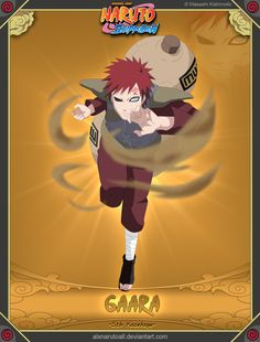 Gaara -5th Kazekage- by alxnarutoall.deviantart.com on @deviantART