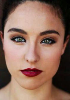 Make-up: Andrea Agüeros Make-up  Modelo: Ines  #makeup