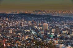 Zurich and Swiss Alps Swiss Alps, Zurich, Seattle Skyline, San Francisco Skyline, Photography, Travel, Good Photos, Photograph, Viajes