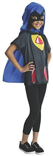 Rubies Teen Titans Go Raven Costume, Child Small by Rubies: Amazon.co.uk: Toys & Games