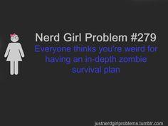 Zombie plan