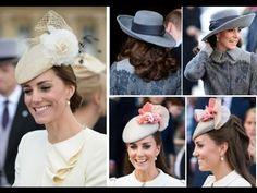 Royal Style: Catherine, Duchess of Cambridge´s Most Stylish Hats