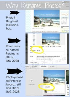 Why Rename Photos? - 9 Things Bloggers Should Do- Sondra Lyn at Home