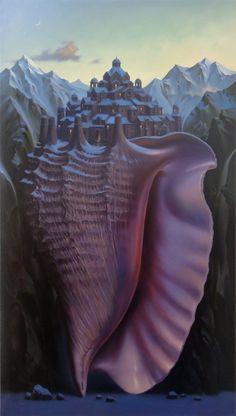 Vladimir Kush surrealism