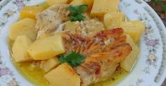Ελληνικές συνταγές για νόστιμο, υγιεινό και οικονομικό φαγητό. Δοκιμάστε τες όλες Greek Recipes, Fish Recipes, Seafood Recipes, Snack Recipes, Cooking Recipes, Healthy Recipes, Snacks, Healthy Meals, Tapioca Cake