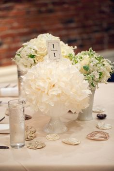Visit the webpage to learn more on frugal wedding ideas thoughts Check the webpage to find out more. Wedding Favors, Wedding Bouquets, Wedding Flowers, Wedding Decorations, White Flowers, Beautiful Flowers, Real Flowers, Low Centerpieces, Centrepieces