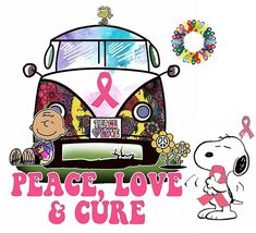 Relay For Life, The Cure, Snoopy, Peace, Fictional Characters, Art, Art Background, Kunst, Performing Arts