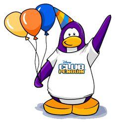 Club Penguin Party Ideas