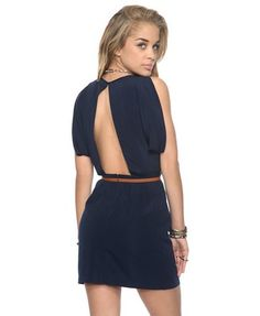 Open Back Dress | FOREVER21 - 2000043541 - just bought this, love