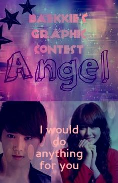 For my Unnie's graphic contest second entry!