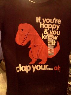 Poor Dino :(