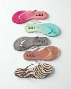 TKEES Flip-Flops