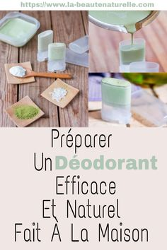Prepare an effective and natural deodorant made at home Homemade Cosmetics, Natural Deodorant, Hygiene, Home Made Soap, New Years Eve Party, Hair Designs, Healthy Tips, Beauty Hacks, Hair Styles