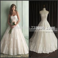 Find More Wedding Dresses Information about 2014 SuZhou Made Bridal Gowns Real Photos Sweetheart Pleated with Beads Belt Vestido De Festa  Tulle Wedding Dress,High Quality Wedding Dresses from 100% Love Wedding Dress & Evening Dress Factory on Aliexpress.com