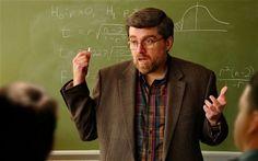 Professor is het vak wat Rufus uitoefent.