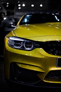 Visit The MACHINE Shop Café... ❤ Best of BMW @ MACHINE ❤ (Gold 2015 BMW ///M4 Coupé)