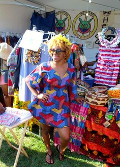Fashion Goodies: Vendors at AfroPunk