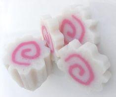 Cute Snacks, Cute Desserts, Japanese Snacks, Japanese Food, Aesthetic Food, Pink Aesthetic, Aesthetic Pics, Bobbies Shoes, Cafe Food