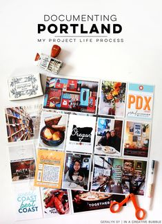 In a Creative Bubble: Project Life: Documenting Portland