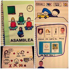 #recurso Cuaderno viajero #comunicación #lenguaje #aulas_TEA #TEA