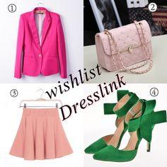 Gatta Vaidosa: Minha lista de desejos DressLink!! My #wishlist