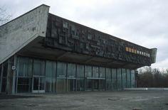 Abandoned Russian cinema