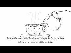 Explicando abuso sexual através de uma xícara de chá | Comendo com os Olhos