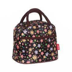 85f5b8bc7c03 2016 New Hot Variety Pattern Lunch Bag Lunchbox Women Handbag Waterproof Picnic  Bag Lunchbox For Kids