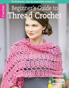 Picture of Beginner's Guide to Thread Crochet