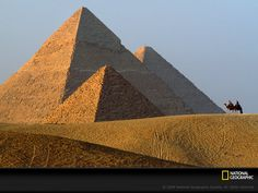 Egypt:  I've always had a fascination with it and this is another location that is on my bucket list.