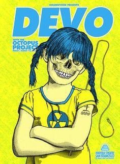 Nad: Devo / Artist: Zoltron.