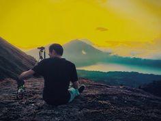 Ngibur diri di gunung sekali kali bosa sama aktifitas yang berbau jalanan