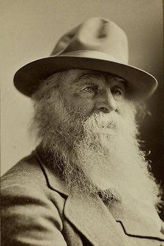 #Portrait of Walt Whitman 1878