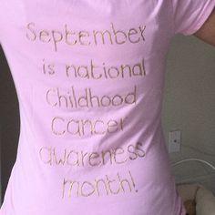Kids get cancer too!