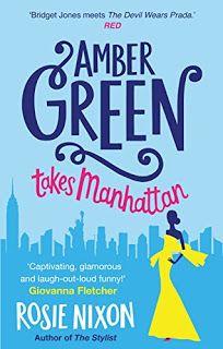 Rachel's Random Reads: Book Review - Amber Green Takes Manhattan by Rosie...