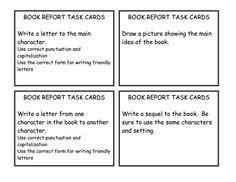 Book Report task cards.pdf