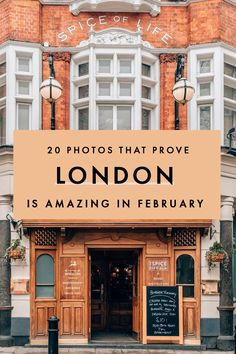 20 photographs of London that prove it's the perfect February destination for a Europe getaway or even for Valentine's Day! Luxury Travel, Travel Usa, Travel Europe, Travel Bags, Adventures Abroad, Countries To Visit, Things To Do In London, Best Places To Travel, Ireland Travel