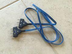 @fencinguniverse : Uhlmann Epee Bodycord Fencing Gear Sport Three Pin Cable Bodywire Blue  $9.99 (0 Bids) End http://aafa.me/2bKkPMZ http://aafa.me/2bQ2KdB