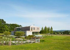 Skene Catling de la Pena's Flint House is UK House of 2015
