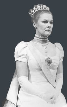 Judi Dench as Regan in King Lear